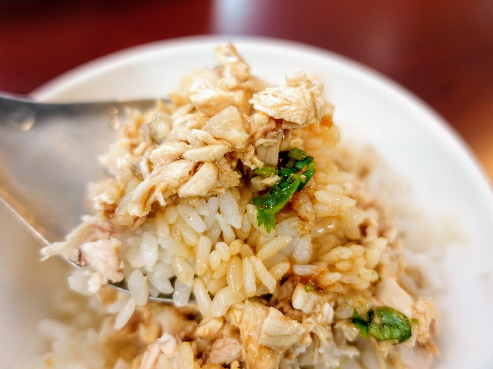 小林雞肉飯-楠梓美食-土庫店 | 沙拉麵@田園生活