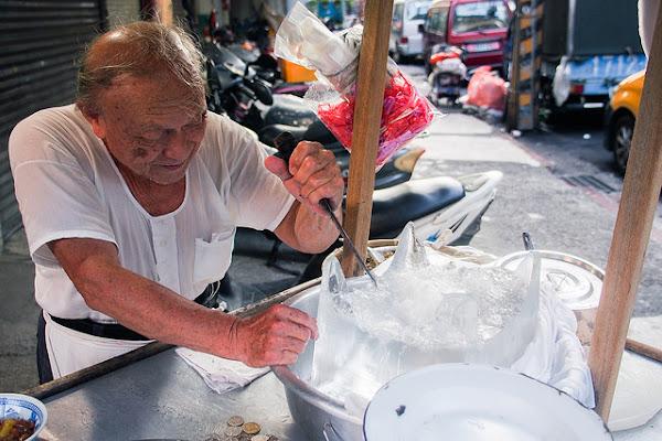 手工粉條冰
