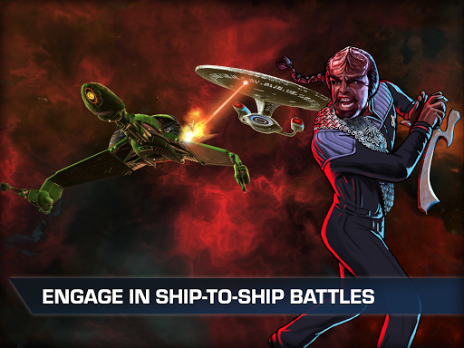 Star Trek Timelines screenshot 9