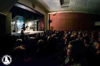 Photo: Hra Pankrác '45 v Divadle Mnichově Hradiště  Pátek 11. listopadu hostilo Mnichovo Hradiště Švandovo divadlo s hrou Pankrác '45. Klub Mnichova Hradiště se na představení Pankrác '45 rázem změnil na vězeňskou celu. Celému prostoru dominovali kovové mříže, ... Víc: https://goo.gl/bAuXcG --------------------------------- Akce v Mladé Boleslavi http://www.akcevmladeboleslavi.cz --------------------------------- FOTO: Dominik Horvath www.plus.google.com/+DominikHorvath www.facebook.com/DominikEldoradoHorvath --------------------------------- #akcevmb #MladáBoleslav #akcevmladeboleslavi #Divadlo #MnichovoHradiště #Hra #Pankrác #věznice #eldoradothemeart