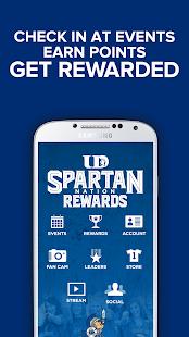 Spartan Nation Fan Rewards - náhled