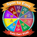 Spin to Win : Daily Earn Cash icon