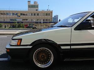 カローラレビン AE86 S62年 GT-APEXのカスタム事例画像 ae86kiwamiさんの2018年10月02日11:55の投稿