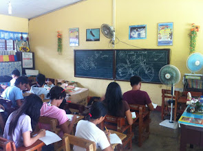Photo: ALS Students in the classroom