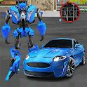 Robot Car Transform War – Fast Robot games icon