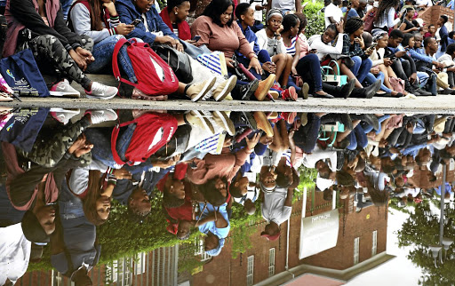 Students embark on university national shutdown - SowetanLIVE