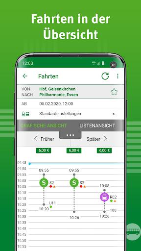 VRR-App - Fahrplanauskunft 5.37.14418 screenshots 3