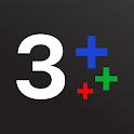 CH3 Plus icon