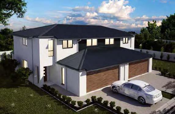 Two Storey Duplex