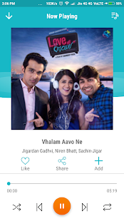 Jalso - Gujarati Music & Radio- screenshot thumbnail