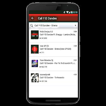 Download Sirena - Cali Y El Dandee APK latest version app for ...