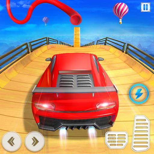 Mega Rampa Carro Corrida Stunts 3D: Carro Jogos