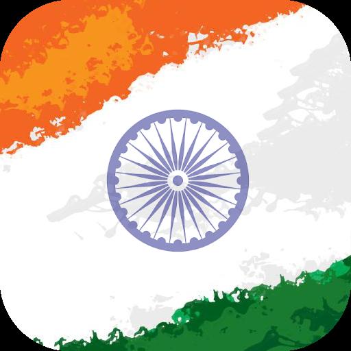 インドの旗ライブ壁紙無料 個人化 App LOGO-APP試玩