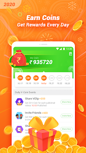 VClip –  Whatsapp Status & Royal Pass PBGApp  Download For Android 3