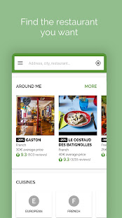 TheFork – Restaurants booking and special offers 3