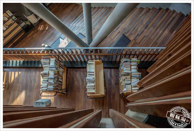 北投圖書館2F