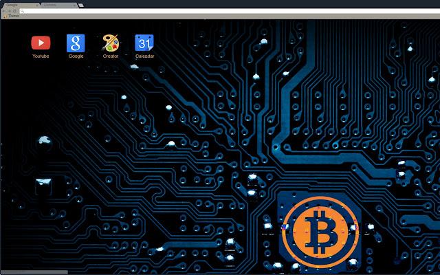 bitcoin chrome