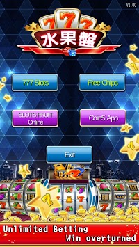 777 Fruit Machine:Slot apk screenshot