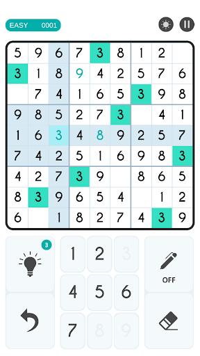Sudoku Puzzle Edition screenshot 2