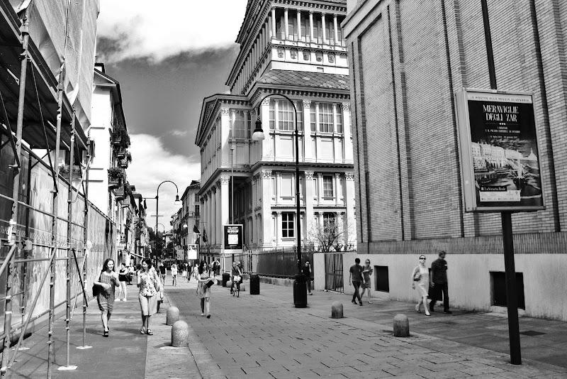 People in the street di ScrofaniRosaria