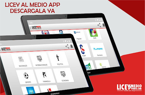 Licey Al Medio for PC-Windows 7,8,10 and Mac apk screenshot 12