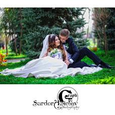 Wedding photographer Sardor Azimov (Sardor). Photo of 14.07.2016