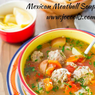 Albondigas Soup Recipe