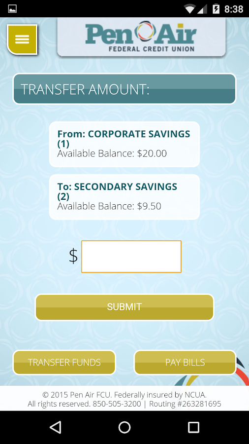 Pen Air FCU- screenshot