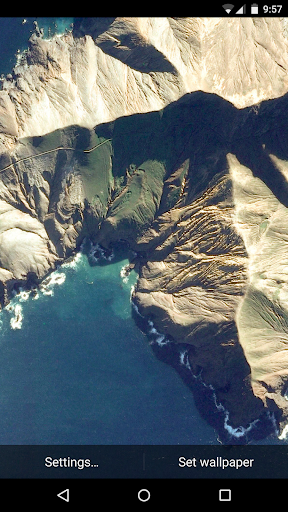 Earth View Live Wallpaper 1.1.0 screenshots 2