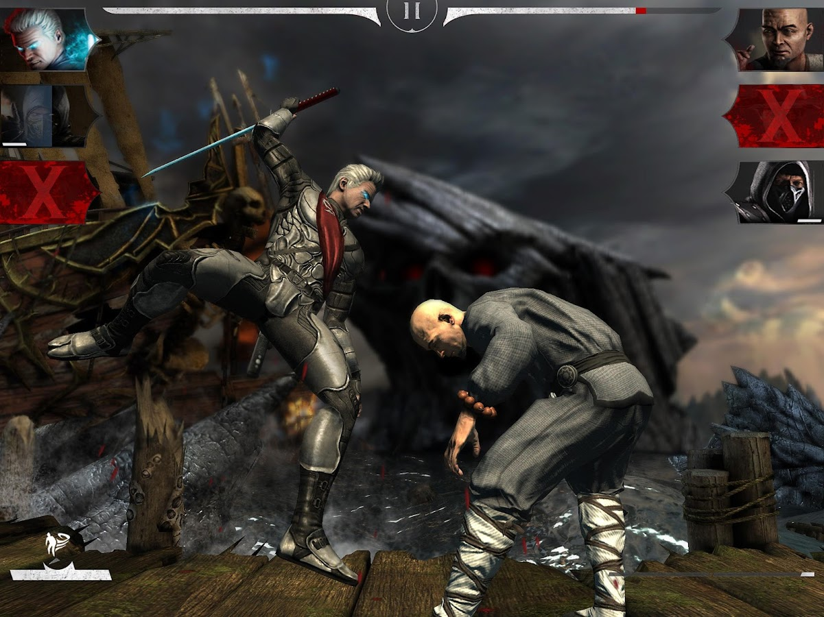 MORTAL KOMBAT X- screenshot