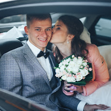 Wedding photographer Egor Eremeev (photoriarden). Photo of 13.01.2018