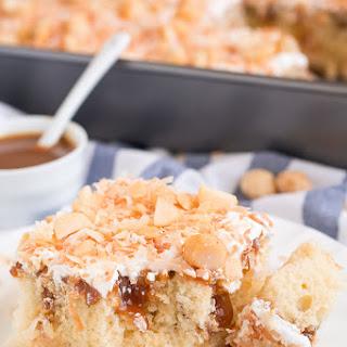 Coconut Caramel Cake Recipes.