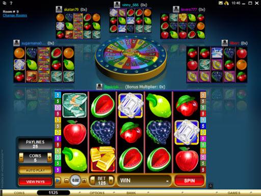 Multi Player Slot