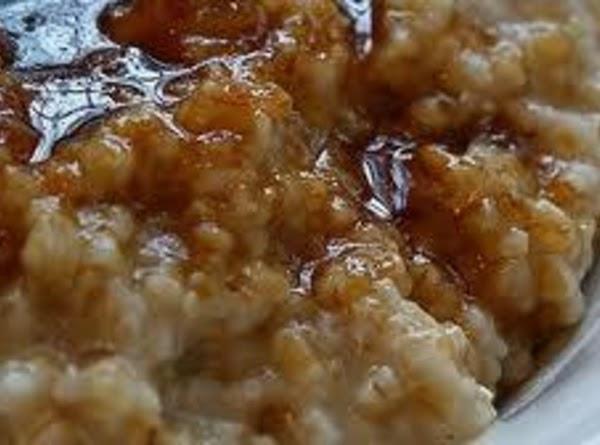 Whole Grain Crock Pot Cereal Recipe