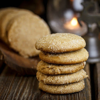 Soft and Spicy Gingerbread Cookies (Gluten Free)