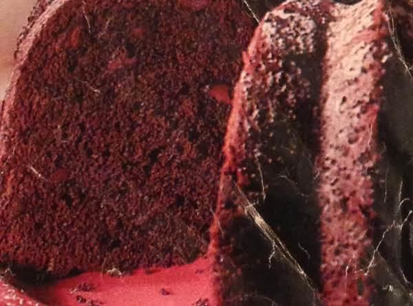 Coffee-orange Fudge Cake Recipe