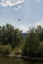 Photo: Castle Rock Fire, Ketchum, ID, 2007