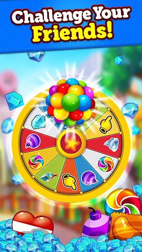 Candy Craze 2020: Match 3 Games Free New No Wifi apkmr screenshots 3
