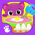 Cute & Tiny Grandparents - Farm, Build & Cook icon