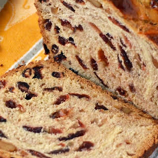 Cranberry-Walnut Bread.