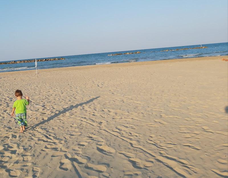 Lo splendore della spiaggia  di Didi - Diana Gabrielli