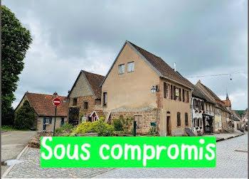 maison à La Petite-Pierre (67)