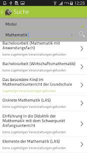 Löwen App - náhled
