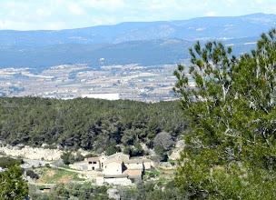Photo: Can Castellví, des de les altures