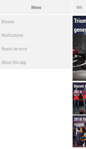 android Fox Powersports Blog Screenshot 2