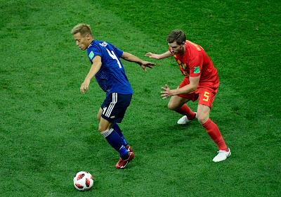 🎥 La FIFA rediffuse Belgique-Japon