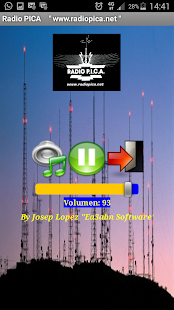 RadioPICA- screenshot thumbnail