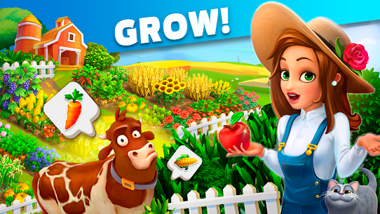 Funky Bay – Farm & Adventure game Apk Download For Android and Iphone 7