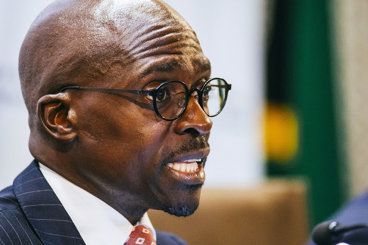 Finance Minister Malusi Gigaba. Picture: BLOOMBERG/WALDO SWIEGERS