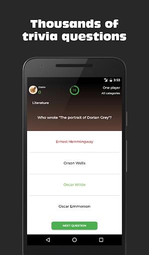 League of Quiz Trivia 1.5.1 screenshots 5